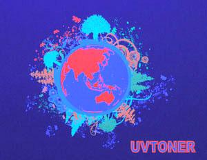 UV-toner UVライト
